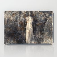 In The Arms Of Nature iPad Case