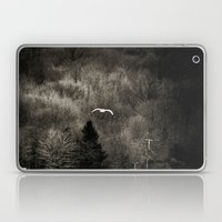 It's Lonely Out Here In … Laptop & iPad Skin