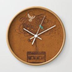 songbirds Wall Clock