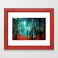 Magicwood Framed Art Print