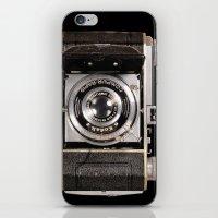 My Dad's Vintage Kodak C… iPhone & iPod Skin