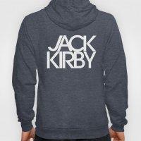 Classic : Jack Kirby Black  Hoody