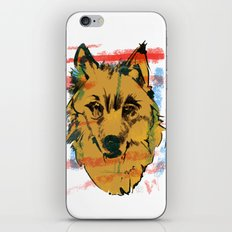HOWL iPhone & iPod Skin