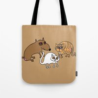 Good Buddies Tote Bag