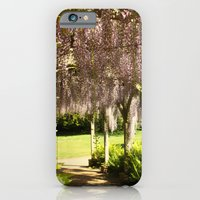 iPhone & iPod Case featuring Weeping Walkway by Kailey Worf