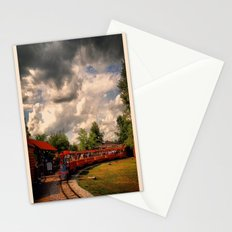 Zoo Train Stationery Cards