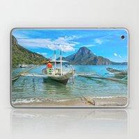 Palawan Beach Philippines Laptop & iPad Skin