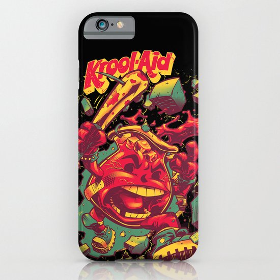 KROOL-AID iPhone & iPod Case