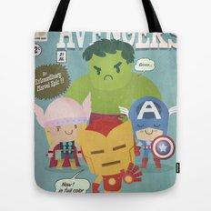 avengers fan art Tote Bag