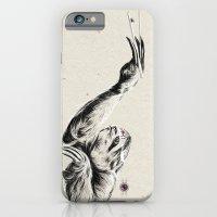 Karate Sloth iPhone 6 Slim Case