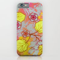 iPhone & iPod Case featuring Summer will come soon by Pink grapes