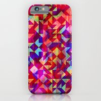 iPhone & iPod Case featuring Geo Gem by Amy Sia