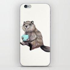 Dam Fine Coffee iPhone & iPod Skin