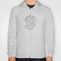 SHE WILL NOT FALL Hoody