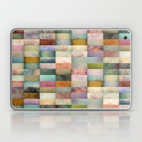 Patchwork Textures Laptop & iPad Skin