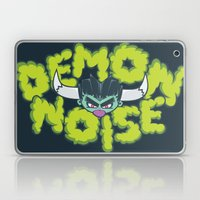 Demon Noise Laptop & iPad Skin