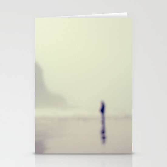 i saw you standing there Stationery Card