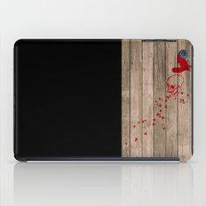 And the birds shall feast... iPad Case