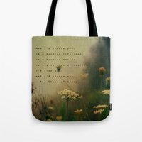 In Any World Tote Bag
