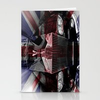 The great British Rolls Stationery Cards