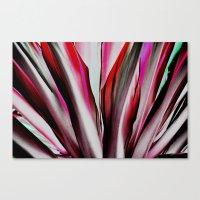 Under Flora #3 Canvas Print