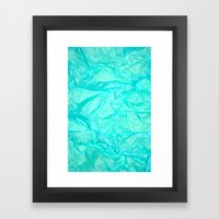 Wrapping Paper Framed Art Print