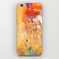 I Am Alice. Poppy Flower… iPhone & iPod Skin