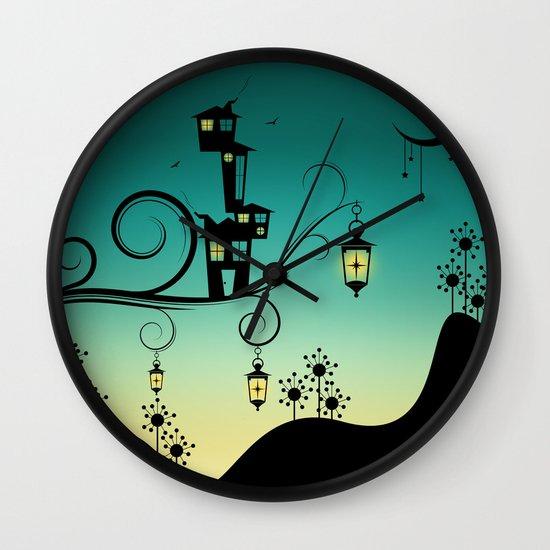 Good Night Little One. Wall Clock