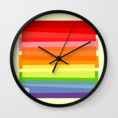 COLOUR Wall Clock