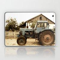 Old Tractor Laptop & iPad Skin