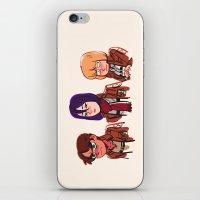 Shiganshina iPhone & iPod Skin