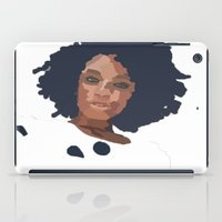 Natural Hair  iPad Case