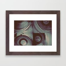 ƒinit 1 Framed Art Print