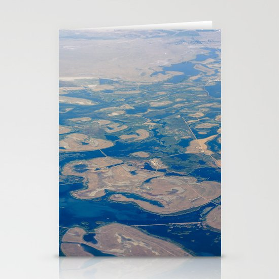 Wetlands Stationery Card