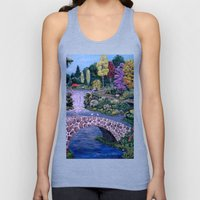 My Garden - by Ave Hurley Unisex Tank Top