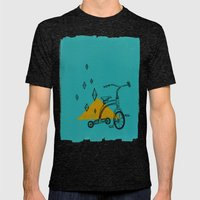 confidant I. (tricycle) Mens Fitted Tee Tri-Black SMALL