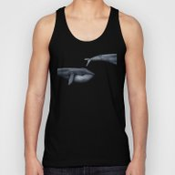 The Whale Who Met  Itsel… Unisex Tank Top