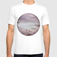Scope Mens Fitted Tee White SMALL