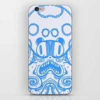 Fat Squid iPhone & iPod Skin