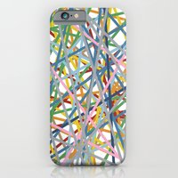 iPhone Cases featuring Kerplunk Extended by Project M