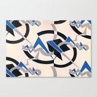 Art Deco 31 Canvas Print