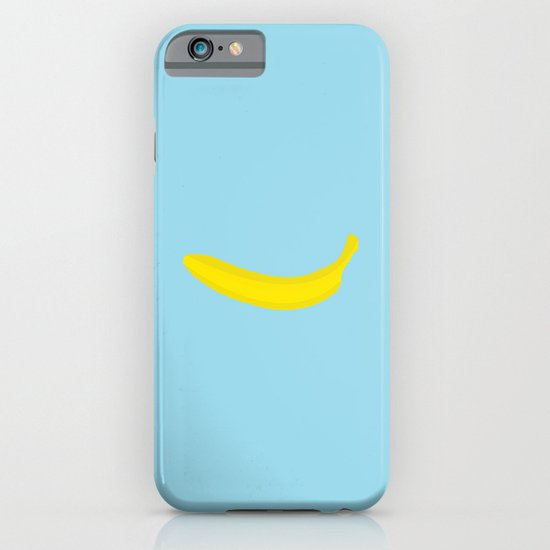 Banana print iPhone & iPod Case