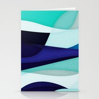 Bottomless Ocean Stationery Cards
