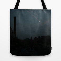 Shooting stars? Tote Bag