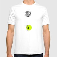 Green Monday Mens Fitted Tee White SMALL