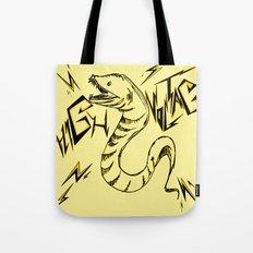 Eel Power Tote Bag