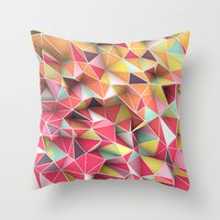 Kaos Fashion Throw Pillow