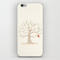 A Little Song iPhone & iPod Skin