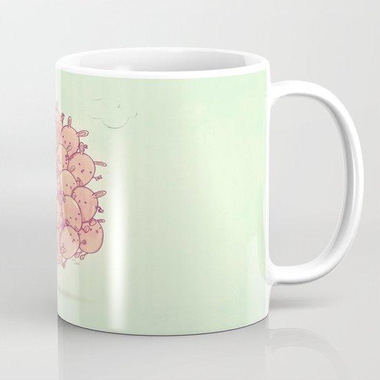 Cute bunnies Mug
