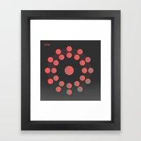 Astron Framed Art Print